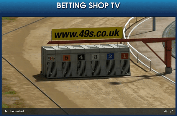 Betting Shop TV - Live TV